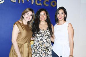 10072021 Laura Cuevas, Silka Guerrero y Carla Alvízar.