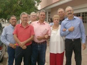 11072021 Doña Vicky Escalante, cumplió 88 años acompañada de sus hijos Jesús, Francisco, Rubén, José, Roberto y Raymundo.