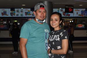 12072021 Guillermo Acosta y Joselín Guerrero.