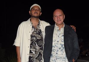 13072021 Javier Herrera y Luis Ramaggio.