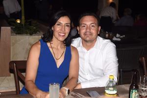 14072021 Manuel Rosales y Ana Arizpe.