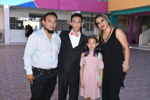 14072021 Miguel, Dilan, Victoria y Ana.
