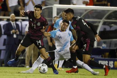 Funes Mori se luce en triunfo de México 3-0 ante Guatemala en la Copa Oro