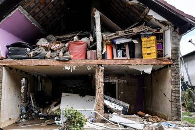 'La gente en las zonas afectadas por la catástrofe están en un situación precaria. El Gobierno federal debe ayudar. Lo haré todo para que haya ayudas económicas', dijo Scholz, que además es candidato del Partido Socialdemócrata (SPD) a la cancillería.