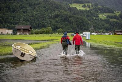 Se trata de las inundaciones más devastadoras de lo que va de siglo, peores que las que sufrió el este del país en 2002, y están afectando el 'Land' de Renania del Norte-Westfalia, el más poblado del país, así como el vecino de Renania Palatinado.