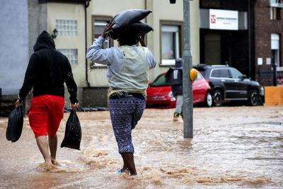 Dos años después, en julio de 1997, llegaron las consideradas peores inundaciones en Europa central en el siglo XX, que causaron un centenar de muertos en Austria, Alemania, República Checa, Eslovaquia y Polonia.