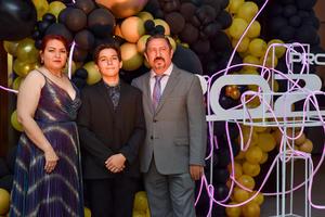 15072021 Alejandra Hernandez, Ernesto Rubio y  Emiliano Rubio Hernández.