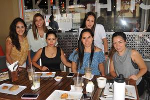 15072021 Cecy, Pau, Lizeth, Ale, Kukla y María.