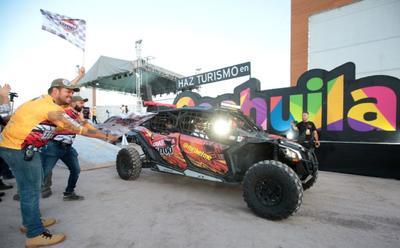 """En esta edición de la """"Coahuila 1000"""" se participa en las categorías Rally (de mil kilómetros) y en la de Turismo (de 600 kilómetros)."""