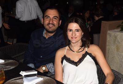 Enrique y Dora.