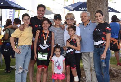 Familia Pérez Karam.