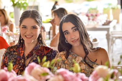Susana Buendía y Sofía Huereca.