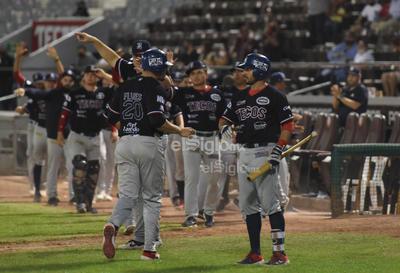 Algodoneros del Unión Laguna salen de la zona de playoffs