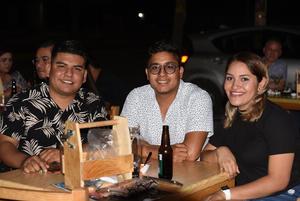 17072021 Mario, Cristian y Janeth.