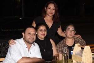 17072021 Fernando, Liliana, Mauricio, Ángel y Fernanda.