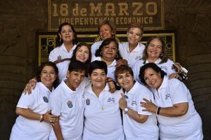 18072021 Ex alumnas del Instituto 18 Marzo Generación 65-71.