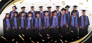 18072021 Terminan estudios la segunda generación de preparatoria del Instituto Juan Amos. !Enhorabuena!