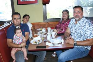 22072021 Claudia, Nattalia, Gustavo y Renatta.