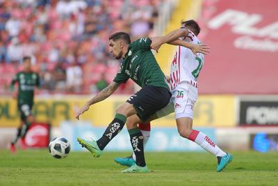 Santos Laguna golea 3-0 al Necaxa en la jornada 1 del Grita México A21