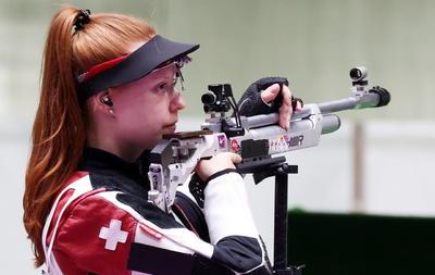 La tiradora china Yang Qian consigue la primera medalla de oro en Juegos de Tokio 2020