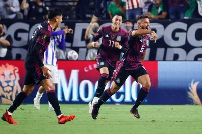 México avanza a las semifinales de la Copa Oro tras superar a Honduras