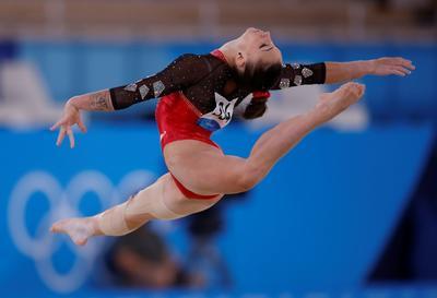 Mexicana Alexa Moreno estará en la lucha por las medallas en salto
