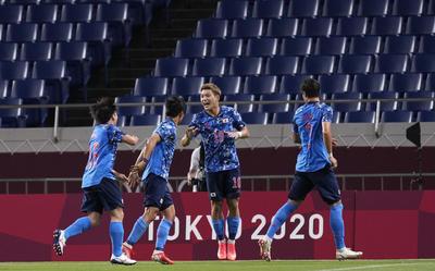 México cae 2-1 ante Japón en los Juegos Olímpicos de Tokio 2020
