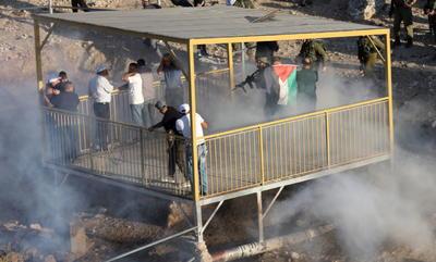 La ONG Human Rights Watch acusa a Ejército israelí y milicias palestinas de crímenes de guerra
