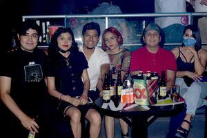 26072021 Avis, Luis, Karina, Rey, Jesús y Celeste