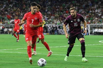 La Selección Nacional de México es finalista de la Copa Oro 2021