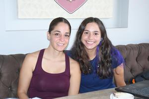 30072021 Sandra Díaz y Gaby Torres.