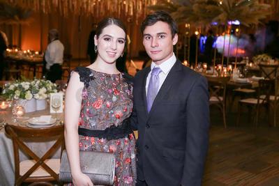 Sara Murra y Alejandro Fernández.