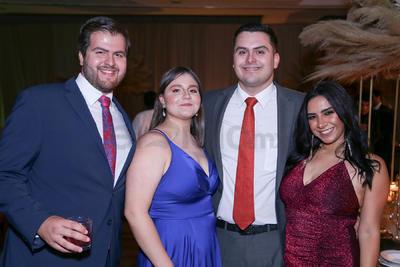 Alejandro, Lucía, Alfredo y Karen.