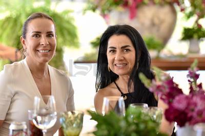 Roxana Sánchez y Lorena Silveyra.