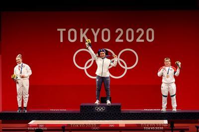 Aremi Fuentes da a México su tercera medalla en Tokio 2020