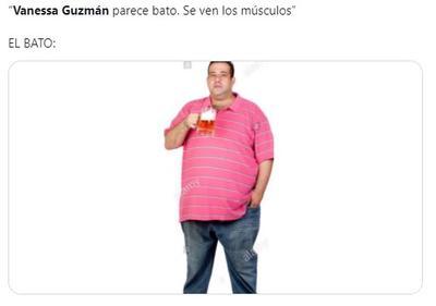 Internautas reaccionan con memes a transformación física de Vanessa Guzmán