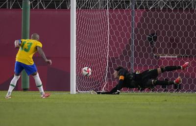 Brasil vence a México en penales y avanza a la final de futbol en Tokio 2020