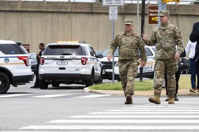 Alerta en el Pentágono ante un tiroteo en sus inmediaciones