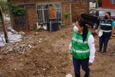 Aunado a las labores de las autoridades, los ciudadanos se sumaron a los esfuerzos para contener la contingencia, uno de ellos es Javier Acosta, con domicilio en el municipio de Gómez Palacio, aunque originario del poblado de Bermejillo.