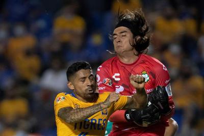 Santos Laguna y Tigres se reparten puntos en la jornada 3 del Grita México A21
