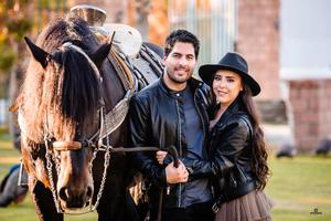 08082021 Ilse Mesta López y Rafael Castañeda Argüello se casan el mes de septiembre.- Sotomayor Fotografía.