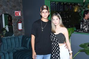 09082021  Esteban Castañeda y Renata Arratia.