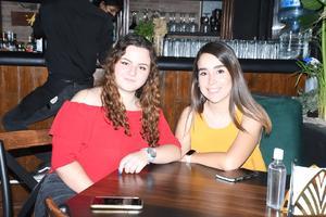 09082021 Marion Arriaga y Sara Garza.