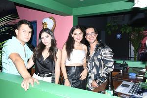 09082021 Alfredo, Salma, Mariana y Luis Fernando.