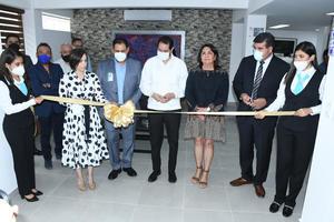 10082021 Inauguración consultorio hospital Andalucía.