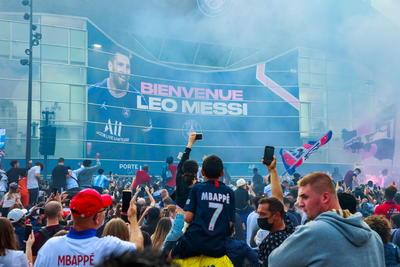 Messi se convierte en jugador del Paris Saint-Germain