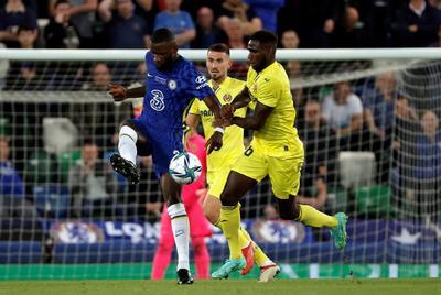 Chelsea conquista la Supercopa de Europa en la tanda de penaltis ante Villarreal