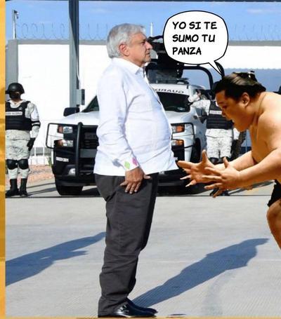 Fotografía de AMLO desata memes en redes sociales