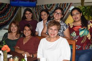 12082021 Laura, Vero, Selene, Bere, Eunice, Lorena y Lily.