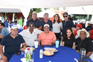 12082021 Sergio, Carlos, Margarita, Carlos, Sergio, Emilio, Mario, Ana y Polo.